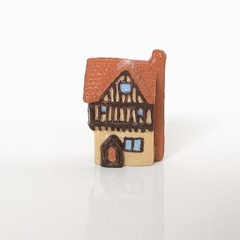 Mini German Half-Timbered House